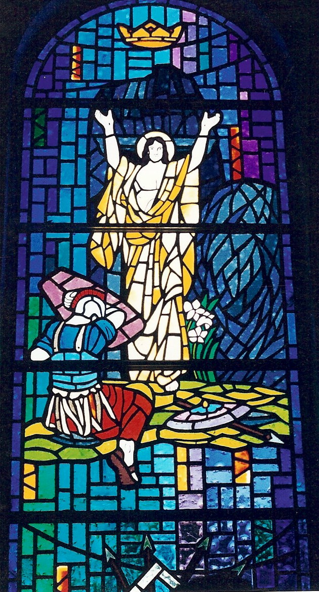 Stained glass windows affordable custom church designs - Stained glass window designs ...
